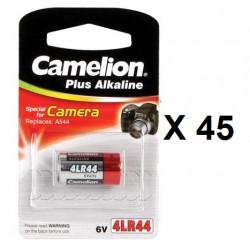 45 PCS 6V 4LR44 battery 476a PX28A A544 petsafe anti barking v34px 7:34 4nz13 v4034px 4G13 4034px px28ab