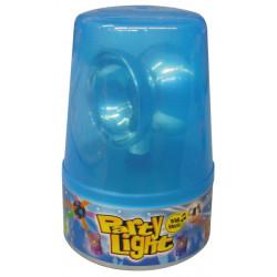 Lampara faro giratorio azul sirena faro giratorio iluminacion señalamiento sonoro