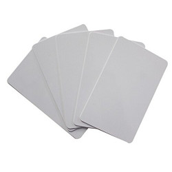 10 x RFID Card 13.56Mhz ISO14443A MF S50 Re-writable Proximity Smart Card NFC Card 0.8mm Thin For Access Control System