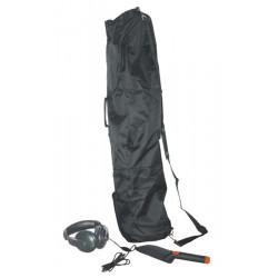 Kit accessoires altai t330ca pour détecteur de métaux t330ba casque pelle housse sac