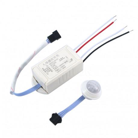 Interruttore Per Lampada.Interruttore 220 V Ir Modulo A Infrarossi Sensore Del Corpo Intelligente Lampada Luminosa Sensore Di Movimento Eclats Antivols