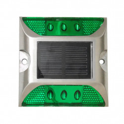 Green Solar led road stud light street garden light