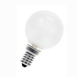 Ampoule spherique 24v 25w e14 pour securite automatismes de portail