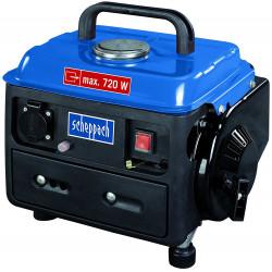 Groupe electrogene 220v 720w 650va sg950 Scheppach generateur electrique courant secours