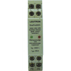 Elektrische blitzschutz fur schiene din 220v 230v 16amp schutz der gerate gegen gewitter