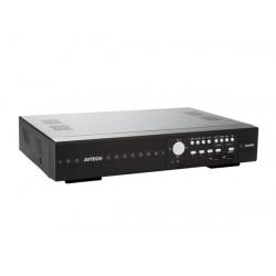 Videograbadora hibrido cctv hd de 4 canales en tiempo real push video status eagle eyes ivs nvr dvr4t3