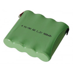 Pack accu ni mh 4.8v 600mah aa 900mah cosse a souder batterie rechargeable 4kr6mc am3 lr6 15a e91mn1500 815 4006 nimh