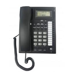 Telephone de bureau 11 numeros ph-206 pour pabx enregistre 38 appels reçus + 16 sortants PH-206