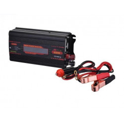 Convertisseur 220v 12v 600 Watts pure sinusoide changeur de tension
