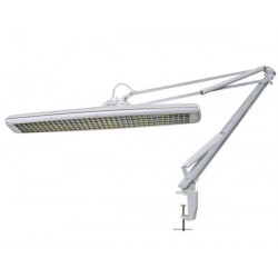 Desk working lamp 3 x 14w white