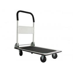 Trolley piattaforma 150kg trasporto di merci movimentazione parcel oht150 perel