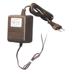 Alimentacion electrica 230v 15vdc 1a 15va de monitor video casa interfono alimentacion alimentaciones