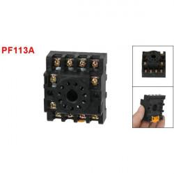 Relaissockel PF113A 11-poliger Oktalsockel für MK3P-I JQX-10F / 3Z JTX-3C H3CR-A 10F-3Z-C2