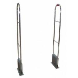 Alquiler pack sistema control tienda 2 antenas metal hiperfrecuencia 2 antenas portico robo