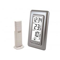 Temperature weather station ws9162 ws9160 interior exterior external clock electronic sensor