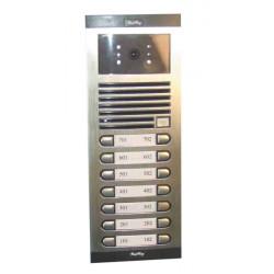 Videocitofono b n 14bp per 4bpvi citofono video videocitofoni elettronici