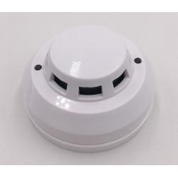 Detecteur filaire fumee relais contact alarme no nf