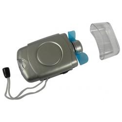 Batteria mini ventilatore portatile arieggia personale aerazione aeratore deodorante ventilazione vento