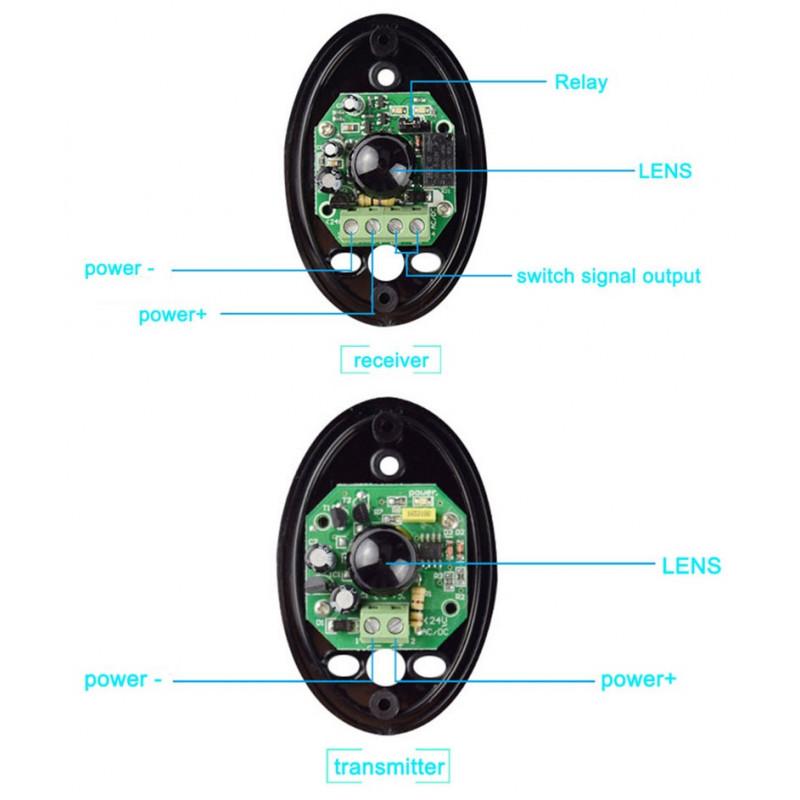 Digital par adaptador de instrumento electr/ónico 40/A 200/Newton metros nm coche Van 33/C