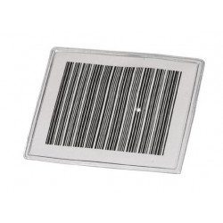 Bar code label flexible label protection against theft for shops offices label for protection