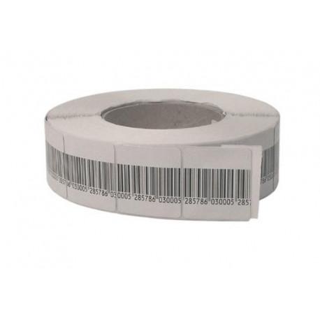 Etikett strichkode 1 000 stucke strichkode etikett 8.2 mhz ohne schutz pvc um in tatigkeit zu setzen nachdem das raum ist beschu