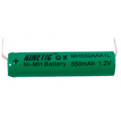 Rechargeable battery nimh aaa lr03 1.2v 550mah nimh 5003u a souder accu pile sèche ni mh lr3