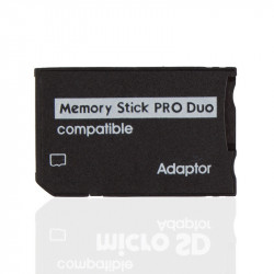 Adapter memory card ms duo to ms cmp cardadap10 (soni memory stick) konig
