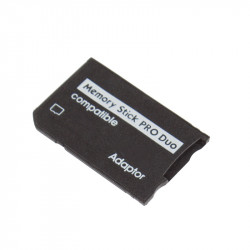 Memory card adapter ms duo ms