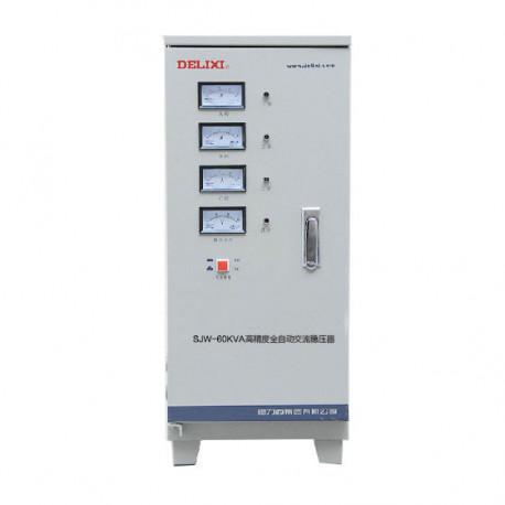 SJW-D60000VA 60KW three phase SVC purification stabilizer high precision regulator 380V 60000VA 60KVA