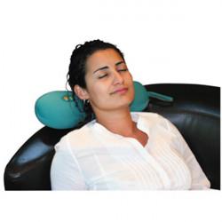 Coussin massant oreiller 6 massage relaxant hc-pl10 améliore circulation sanguine cou tête könig