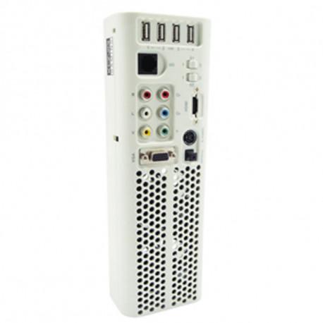 Ventola di raffreddamento konig e connessioni extra per xbox 360