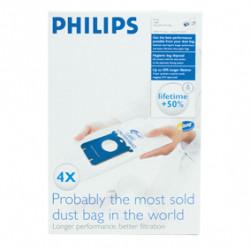 Vacuum cleaner bag s-bag long performance