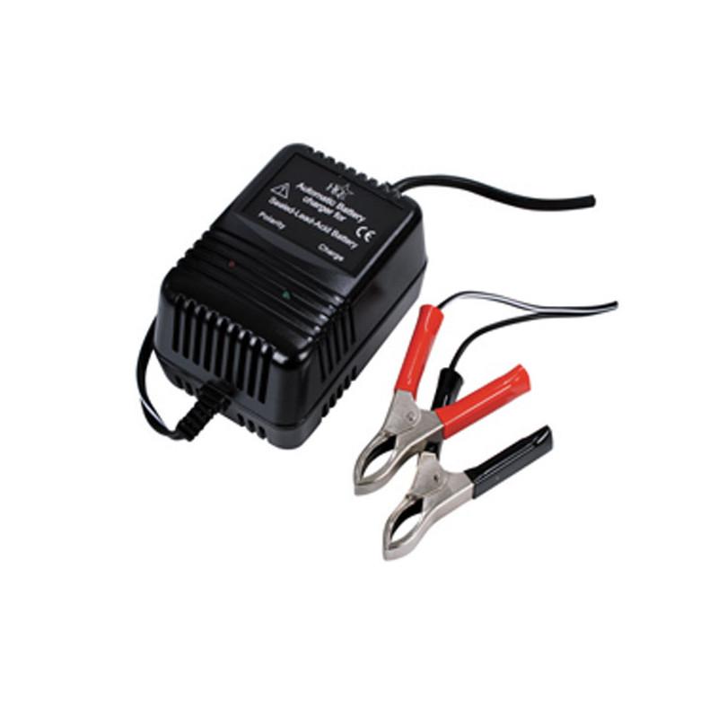 Chargeur voiture 220v 6v 7.2v 12v 13.8v.4a batterie accu