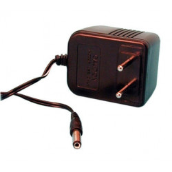 Cargador electronico automatico bateria recargable con clavija 220vca 9vcc para antorcha para e101 automaticos