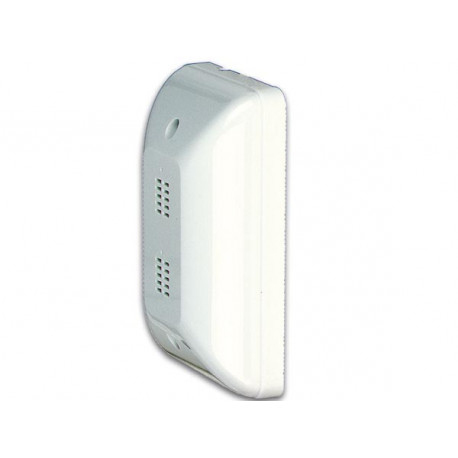 External siren for concealed installation
