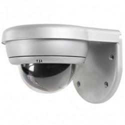 Camera dome cctv color led ir vision nocturna soporte mural könig sec cam320
