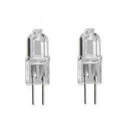 2 transparent halogen bulb 10w 12v g4 lhalg410c lamp g4 10hq