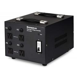 Convertisseur Bronson++ HE-D 4000 220/110vca 4kw 110v/220v 4000w reversible changeur 110 200 220v 240v