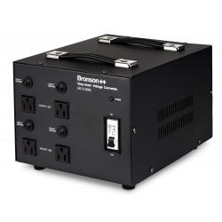 Convertisseur Bronson++ HE-D 3000 220/110vca 3kw 110v/220v 3000w changeur 110v 220v