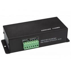 DMX controller for led ribbon - 4 channels LEDC09