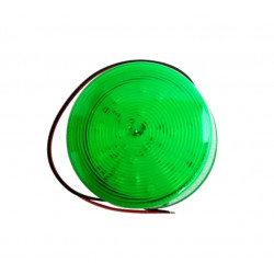 LED red flashing traffic light LED strobe light 24v SL-79