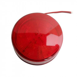 LED red flashing traffic light LED strobe light 24v SL-79