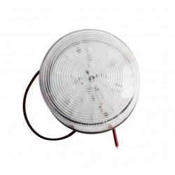 Alarma de destello electrónica 220v fuego blanco antirrobo ac210 tb-35