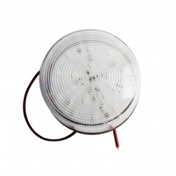 Allarme istantaneo elettronico 220v antifurto bianco ac210 tb-35