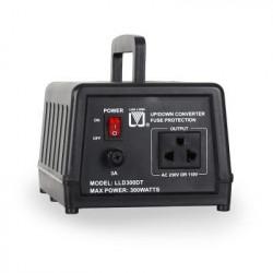 Convertitore elettrico cambia tensione 110 verso 220vca 220v verso 110v trasformatore 300w cmbia corrente tensione convertitore