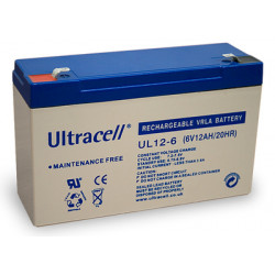 Rechargeable battery 6v 1ah rechargeable battery lead calcium battery rechargeable batteries