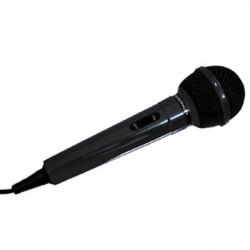 Dynamisches karaoke mikrofon schwarz