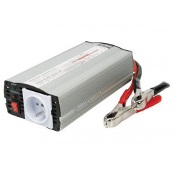 Modified sine wave power inverter 600w 12vdc in 230vac out pin earth 'auto restart'