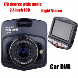 Mini Full HD Car DVR 1080P Recorder Dashcam Video Camera GT300 Registrator DVRs G-Sensor Night Vision Dash Cam