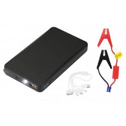 Car Jump Starter 400A 12V Batteria per auto esterna Multi-funzione di emergenza Batteria Booster
